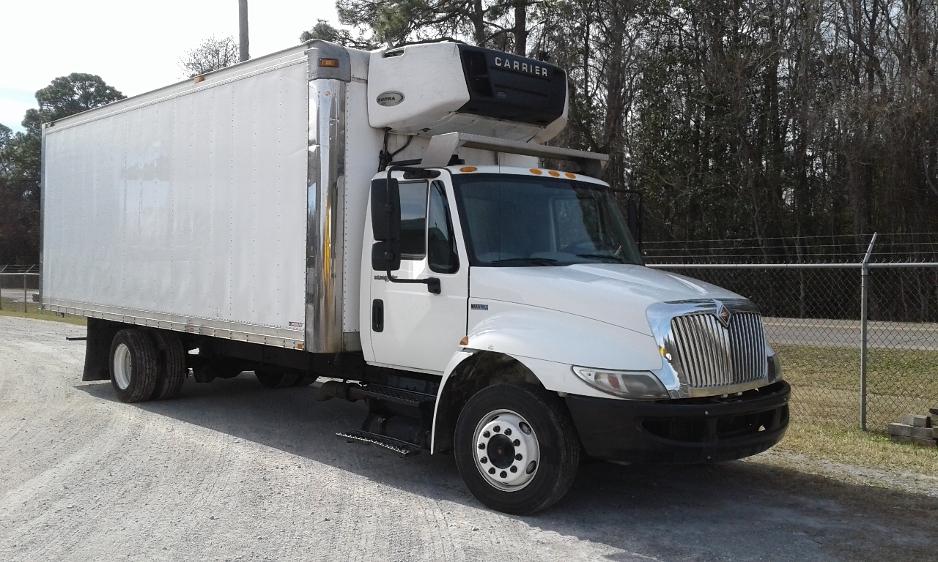 Reefer Truck-Light and Medium Duty Trucks-International-2013-4300LP-CONYERS-GA-200,703 miles-$23,750