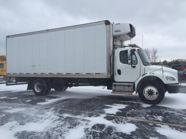Reefer Truck-Light and Medium Duty Trucks-Freightliner-2013-M2-CONCORD-ON-291,541 km-$55,750