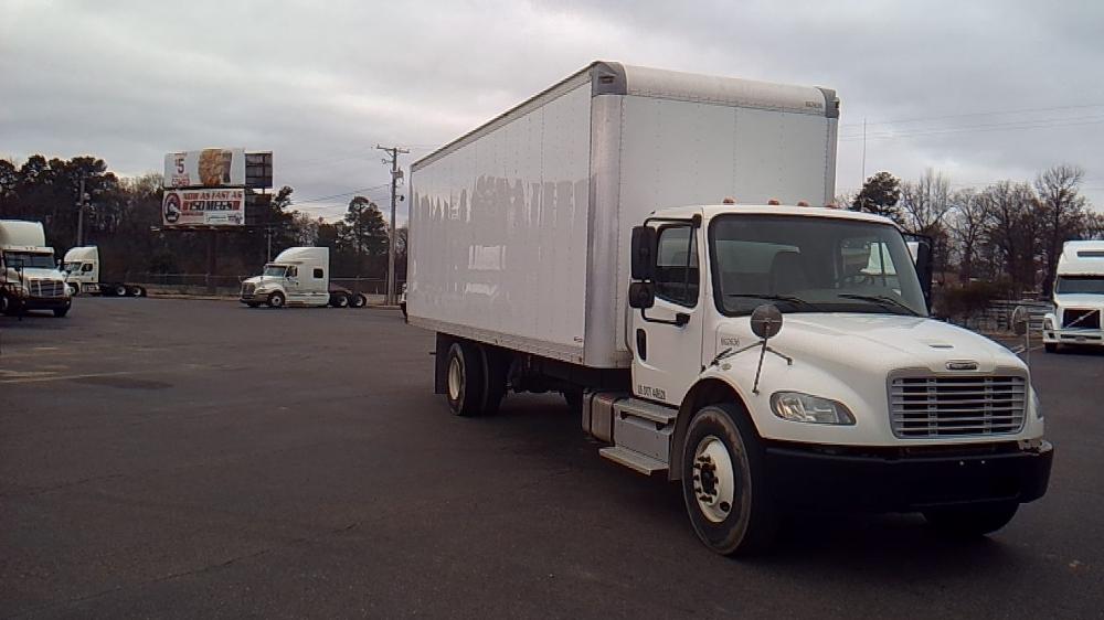 Medium Duty Box Truck-Light and Medium Duty Trucks-Freightliner-2013-M2-HOT SPRINGS-AR-233,356 miles-$33,000
