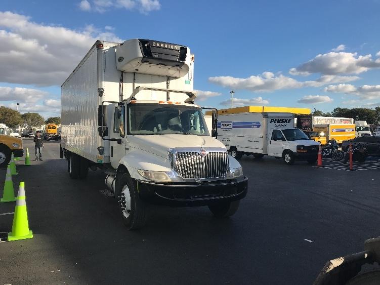 Reefer Truck-Light and Medium Duty Trucks-International-2013-4300-MEDLEY-FL-141,520 miles-$29,500