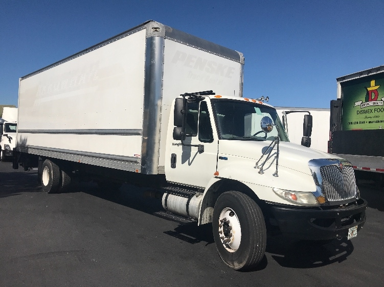 Medium Duty Box Truck-Light and Medium Duty Trucks-International-2013-4300-MEDLEY-FL-96,805 miles-$37,250