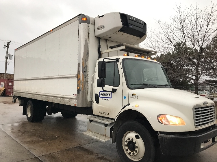 Reefer Truck-Light and Medium Duty Trucks-Freightliner-2013-M2-EAST PEORIA-IL-97,486 miles-$55,750