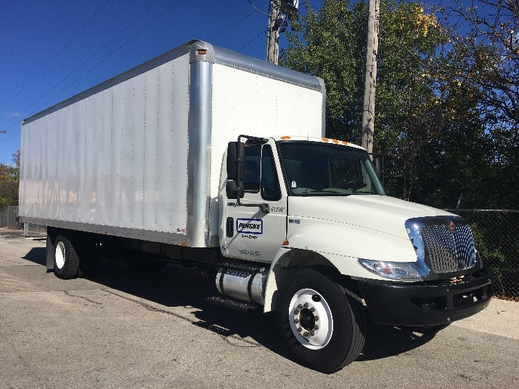 Medium Duty Box Truck-Light and Medium Duty Trucks-International-2013-4300-PEWAUKEE-WI-193,236 miles-$18,750