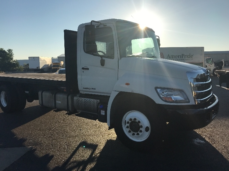 Flatbed Truck-Light and Medium Duty Trucks-Hino-2013-268-RICHLAND-MS-309,913 miles-$26,000