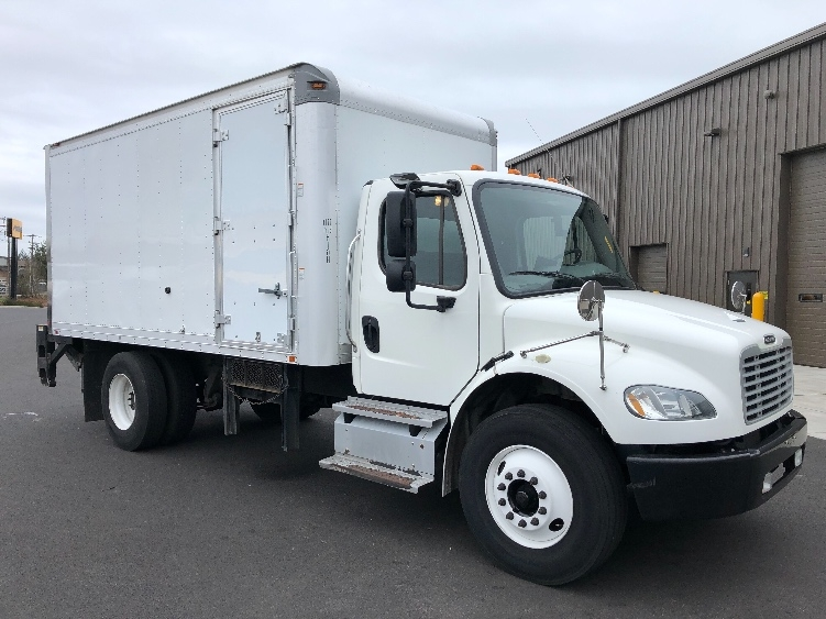 Medium Duty Box Truck-Light and Medium Duty Trucks-Freightliner-2013-M2-COBURG-OR-130,735 miles-$35,000