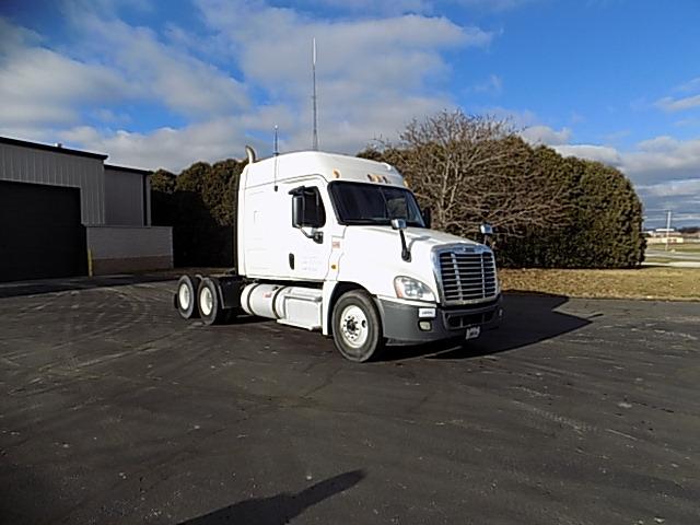 Sleeper Tractor-Heavy Duty Tractors-Freightliner-2013-Cascadia 12564ST-LA PORTE-IN-398,181 miles-$44,250