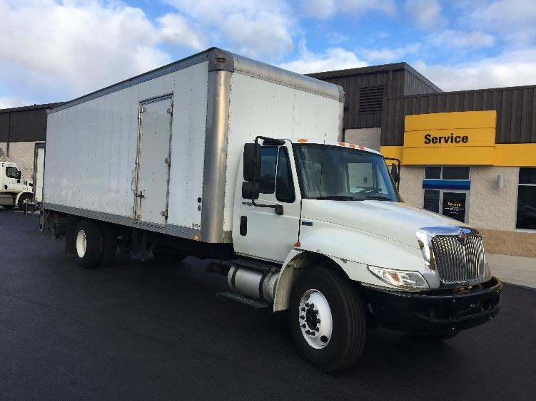Medium Duty Box Truck-Light and Medium Duty Trucks-International-2013-4300-PITTSBURGH-PA-125,988 miles-$37,500