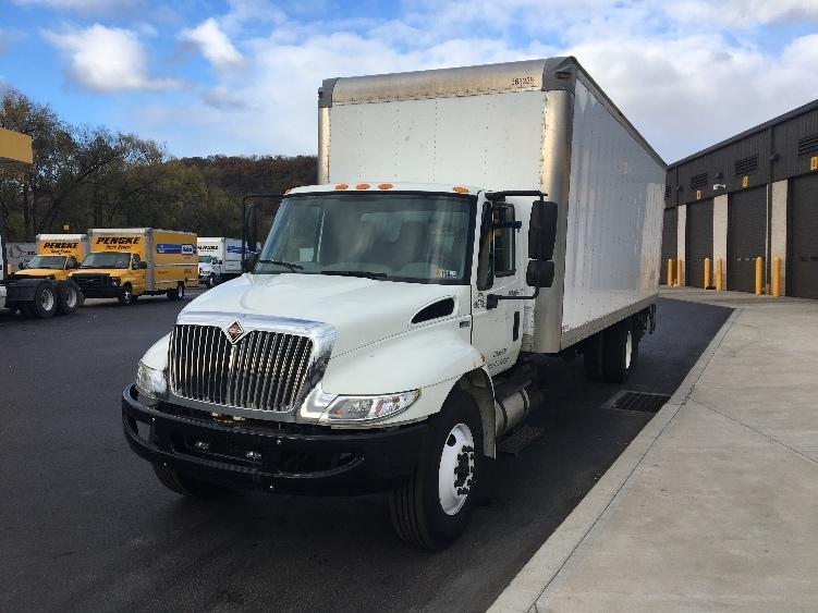 Medium Duty Box Truck-Light and Medium Duty Trucks-International-2013-4300-PITTSBURGH-PA-108,922 miles-$39,250