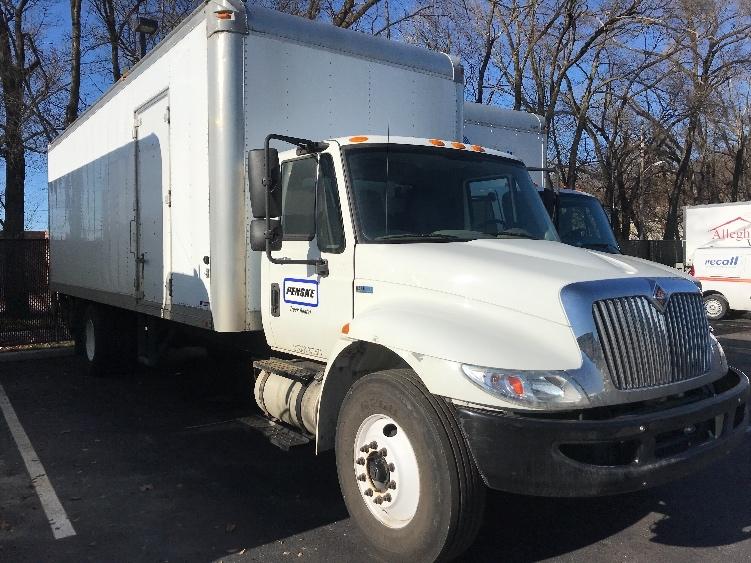 Medium Duty Box Truck-Light and Medium Duty Trucks-International-2013-4300-PITTSBURGH-PA-132,503 miles-$34,500