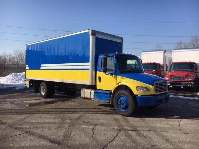Medium Duty Box Truck-Light and Medium Duty Trucks-Freightliner-2013-M2-WIXOM-MI-197,002 miles-$27,500
