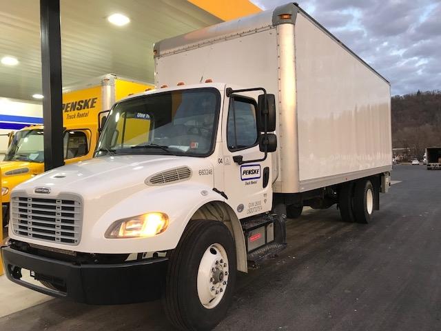 Medium Duty Box Truck-Light and Medium Duty Trucks-Freightliner-2013-M2-PITTSBURGH-PA-122,790 miles-$42,750