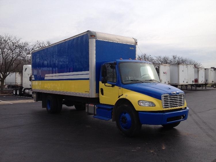 Medium Duty Box Truck-Light and Medium Duty Trucks-Freightliner-2013-M2-CARLISLE-PA-107,190 miles-$40,250