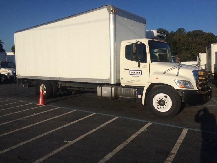 Medium Duty Box Truck-Light and Medium Duty Trucks-Hino-2013-338-FOREST PARK-GA-160,997 miles-$45,750