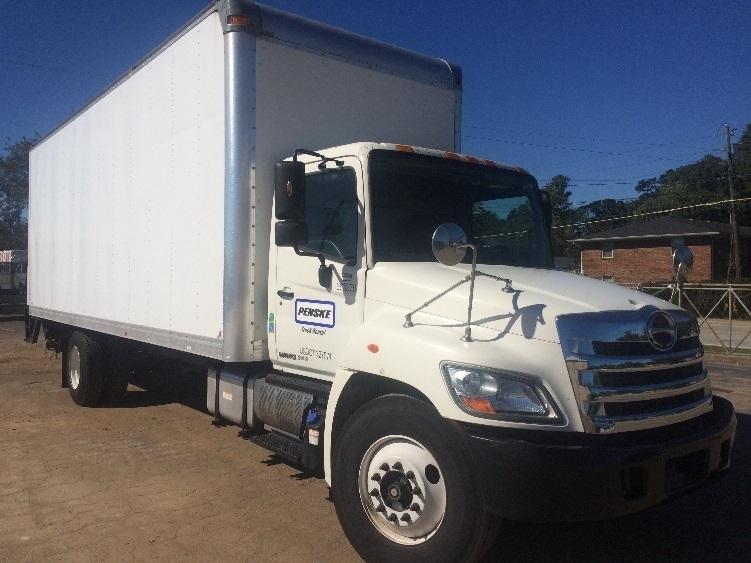 Medium Duty Box Truck-Light and Medium Duty Trucks-Hino-2013-338-FOREST PARK-GA-160,000 miles-$39,250