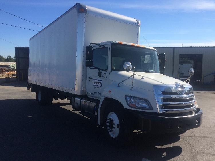 Medium Duty Box Truck-Light and Medium Duty Trucks-Hino-2013-338-FOREST PARK-GA-150,546 miles-$45,000