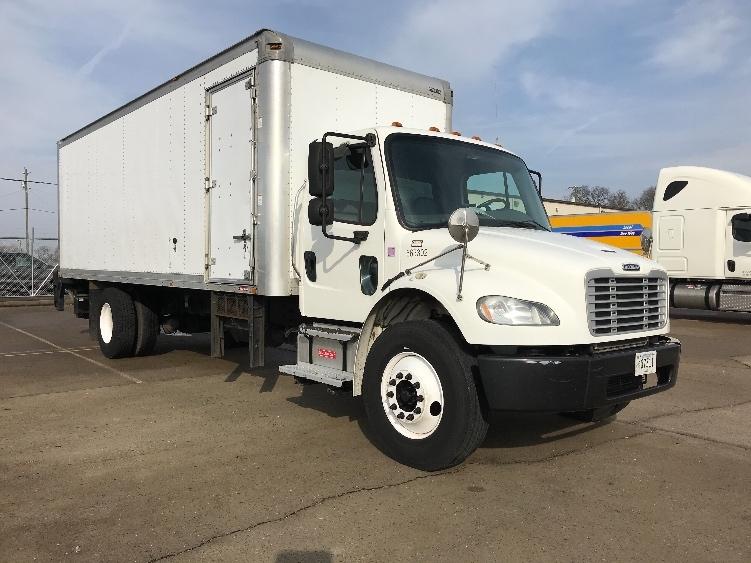 Medium Duty Box Truck-Light and Medium Duty Trucks-Freightliner-2013-M2-NASHVILLE-TN-186,434 miles-$30,500