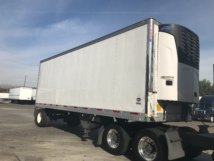 Reefer Trailer-Semi Trailers-Utility-2013-Trailer-CITY OF INDUSTRY-CA-235,516 miles-$38,500