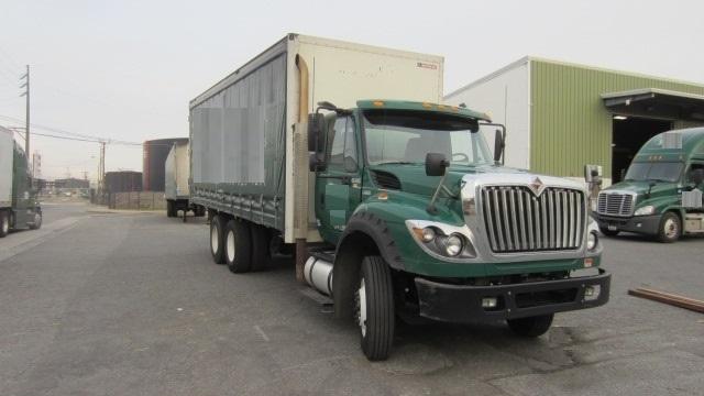 Medium Duty Box Truck-Light and Medium Duty Trucks-International-2013-7600-NEW CASTLE-DE-184,443 miles-$50,000