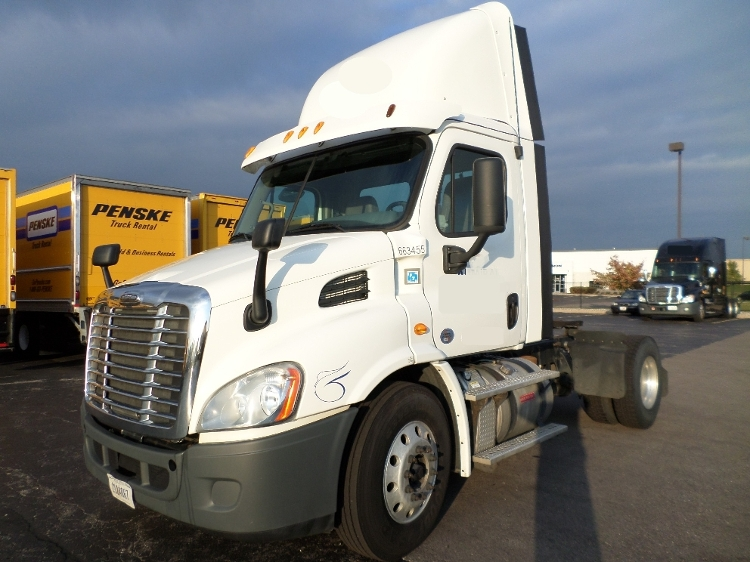 Day Cab Tractor-Heavy Duty Tractors-Freightliner-2013-Cascadia 11342ST-KENTWOOD-MI-370,337 miles-$52,500