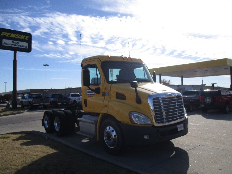 Day Cab Tractor-Heavy Duty Tractors-Freightliner-2013-Cascadia 11364ST-WICHITA-KS-242,932 miles-$46,000