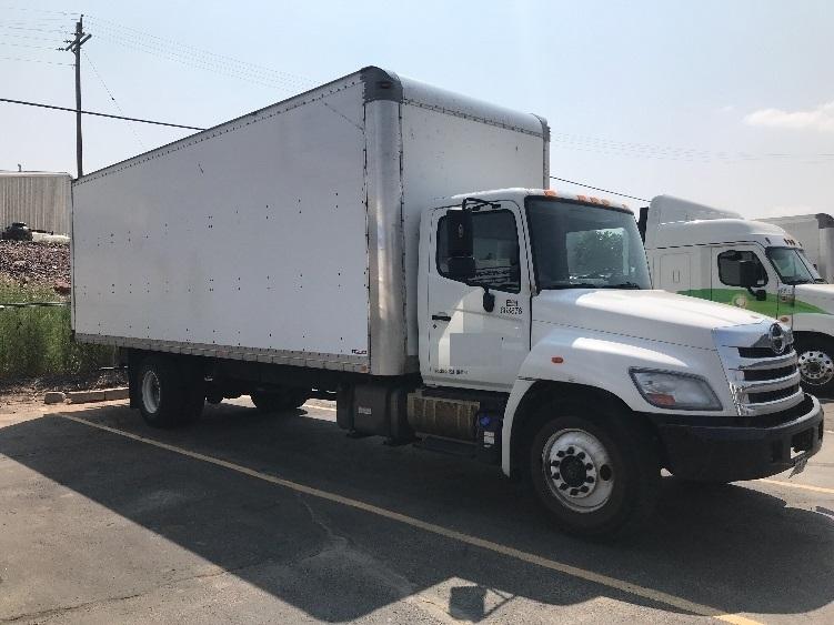 Medium Duty Box Truck-Light and Medium Duty Trucks-Hino-2013-268-DENVER-CO-123,219 miles-$48,000