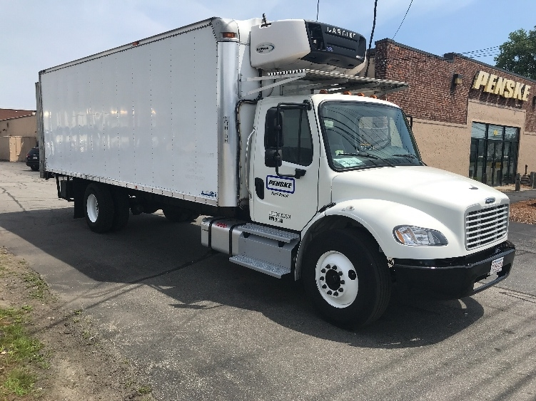 Reefer Truck-Light and Medium Duty Trucks-Freightliner-2013-M2-BRAINTREE-MA-240,599 miles-$25,500