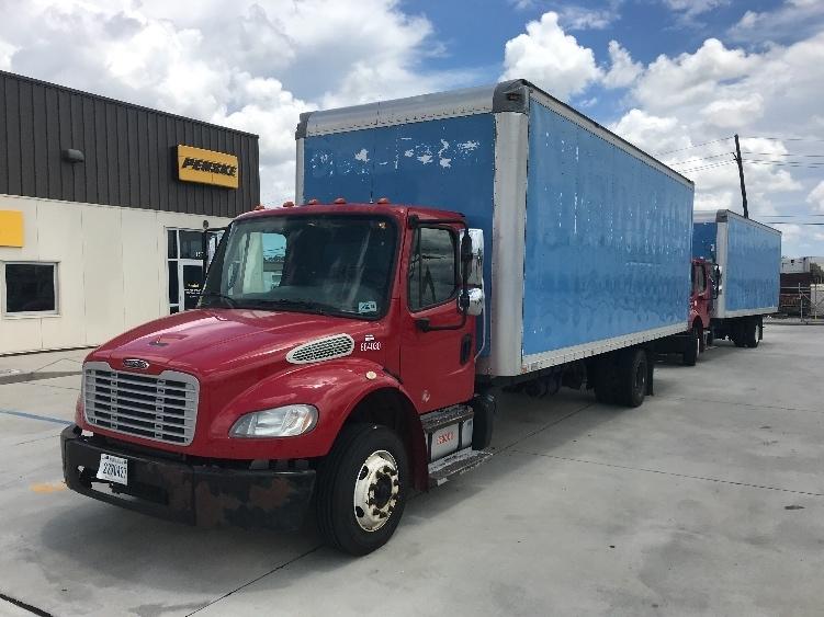 Medium Duty Box Truck-Light and Medium Duty Trucks-Freightliner-2013-M2-HAMMOND-LA-230,391 miles-$21,750