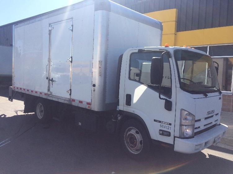 Medium Duty Box Truck-Light and Medium Duty Trucks-Isuzu-2013-NQR-BALTIMORE-MD-233,298 miles-$19,000