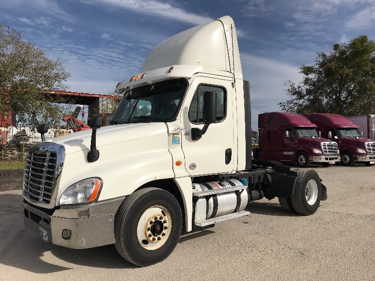 Day Cab Tractor-Heavy Duty Tractors-Freightliner-2013-Cascadia 12542ST-ORLANDO-FL-644,008 miles-$20,000