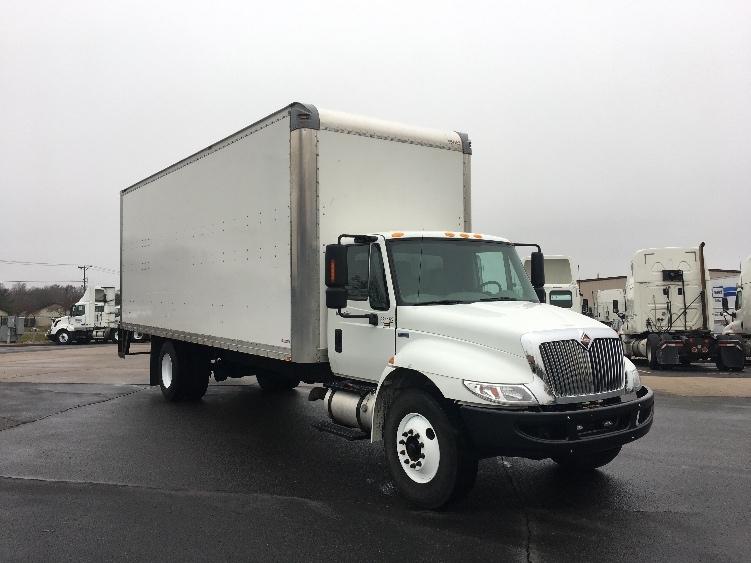 Medium Duty Box Truck-Light and Medium Duty Trucks-International-2013-4300-ELKHART-IN-139,722 miles-$29,250