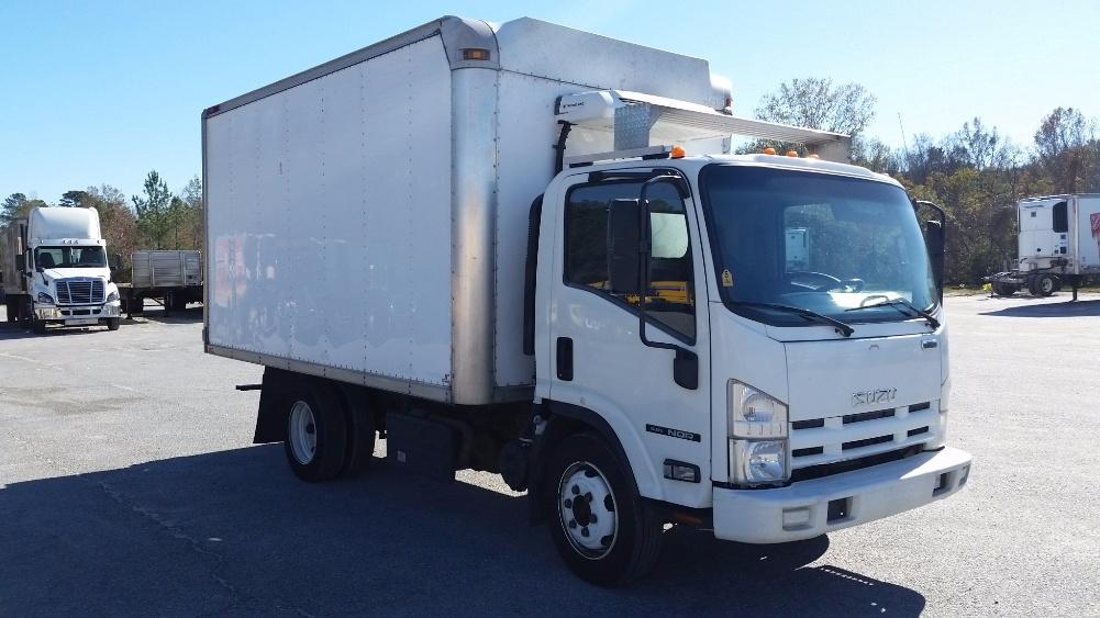 Reefer Truck-Light and Medium Duty Trucks-Isuzu-2012-NQR-GARDEN CITY-GA-145,601 miles-$27,500