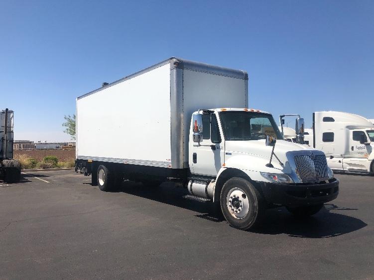 Medium Duty Box Truck-Light and Medium Duty Trucks-International-2013-4300-PHOENIX-AZ-58,969 miles-$45,000