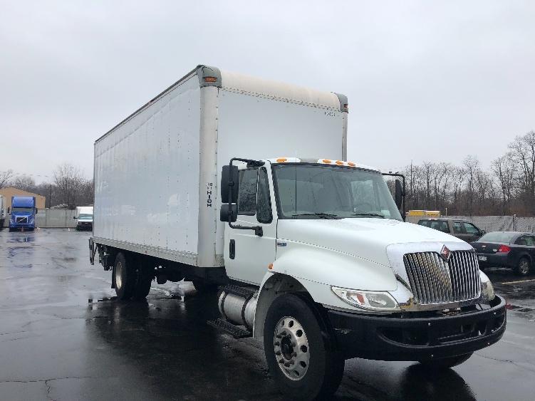 Medium Duty Box Truck-Light and Medium Duty Trucks-International-2013-4300M7-INDIANAPOLIS-IN-87,235 miles-$37,750