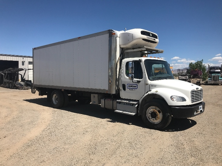 Reefer Truck-Light and Medium Duty Trucks-Freightliner-2013-M2-DENVER-CO-222,145 miles-$50,250