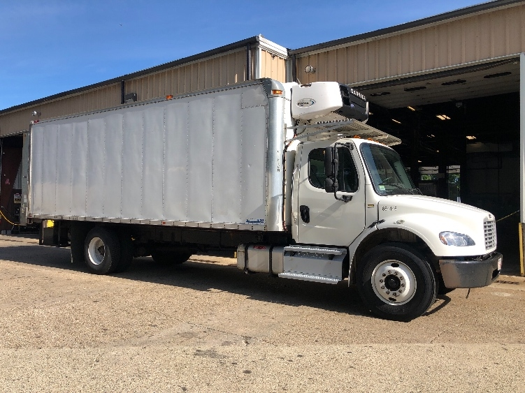 Reefer Truck-Light and Medium Duty Trucks-Freightliner-2013-M2-BRAINTREE-MA-234,798 miles-$24,500