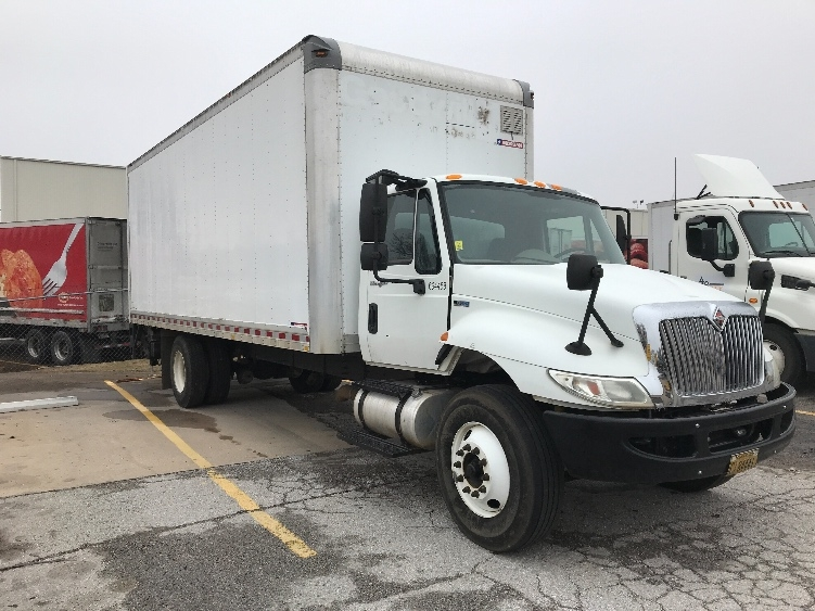 Medium Duty Box Truck-Light and Medium Duty Trucks-International-2013-4300-LOWELL-AR-246,300 miles-$6,000