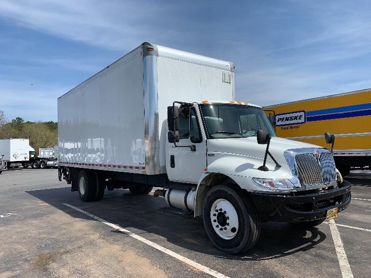 Medium Duty Box Truck-Light and Medium Duty Trucks-International-2013-4300-HOT SPRINGS-AR-258,254 miles-$21,750