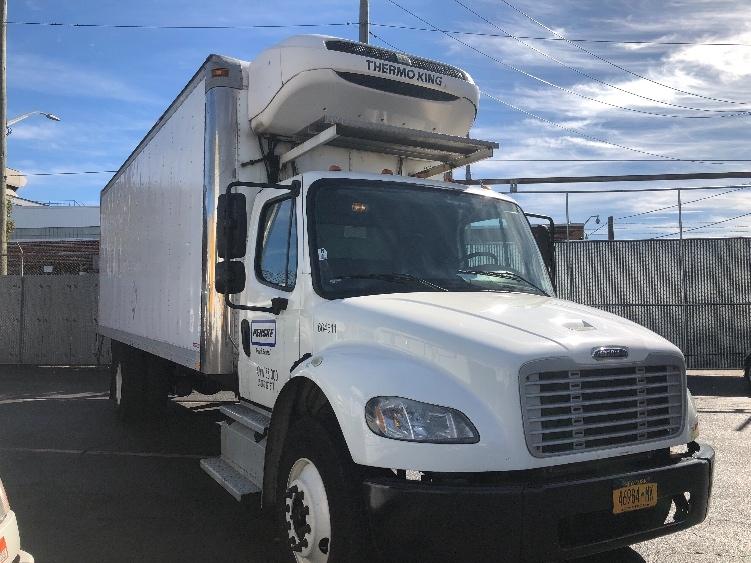 Reefer Truck-Light and Medium Duty Trucks-Freightliner-2013-M2-WEST BABYLON-NY-214,942 miles-$24,500