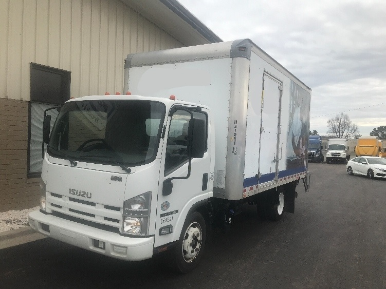 Medium Duty Box Truck-Light and Medium Duty Trucks-Isuzu-2013-NQR-MEBANE-NC-201,205 miles-$26,500