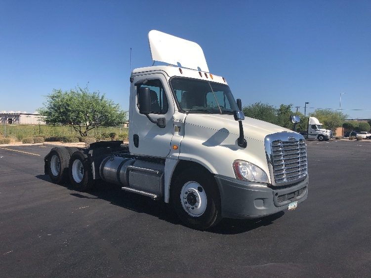 Day Cab Tractor-Heavy Duty Tractors-Freightliner-2014-Cascadia 12564ST-PHOENIX-AZ-201,076 miles-$40,750