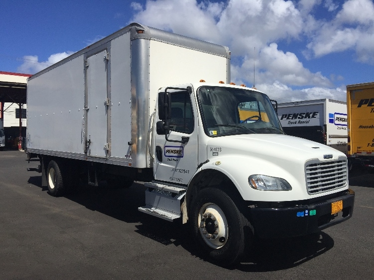Medium Duty Box Truck-Light and Medium Duty Trucks-Freightliner-2013-M2-TORRANCE-CA-58,259 miles-$51,250