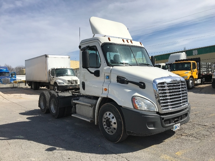 Day Cab Tractor-Heavy Duty Tractors-Freightliner-2013-Cascadia 11364ST-LOWELL-AR-279,353 miles-$45,500