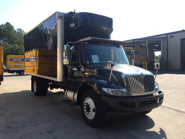 Reefer Truck-Light and Medium Duty Trucks-International-2013-4300-CONYERS-GA-280,739 miles-$35,000