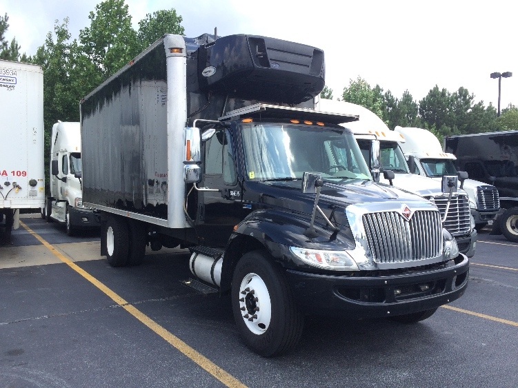 Reefer Truck-Light and Medium Duty Trucks-International-2013-4300-NORCROSS-GA-275,330 miles-$46,250