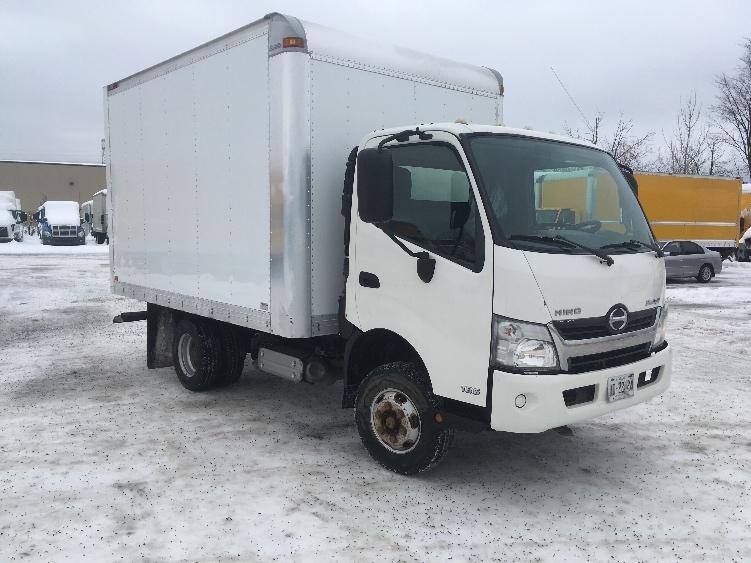 Medium Duty Box Truck-Light and Medium Duty Trucks-Hino-2013-155-CONCORD-ON-210,759 km-$25,250