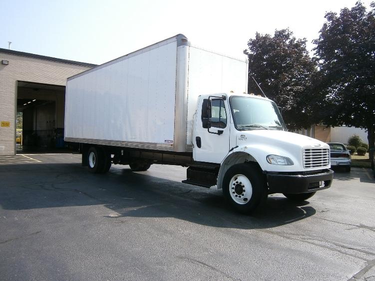 Medium Duty Box Truck-Light and Medium Duty Trucks-Freightliner-2013-M2-SCARBOROUGH-ON-442,447 km-$28,500