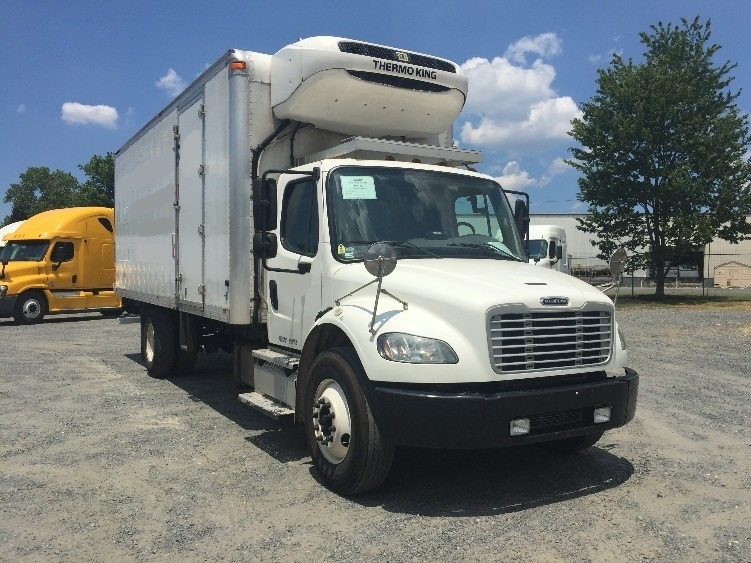 Reefer Truck-Light and Medium Duty Trucks-Freightliner-2013-M2-CHARLOTTE-NC-208,556 miles-$30,250