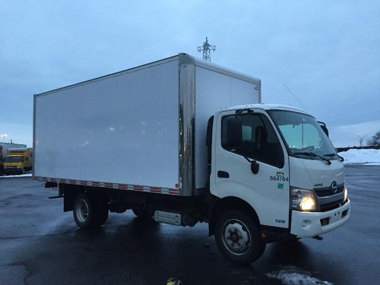 Medium Duty Box Truck-Light and Medium Duty Trucks-Hino-2013-195-SAINT LAURENT-PQ-180,838 km-$32,750