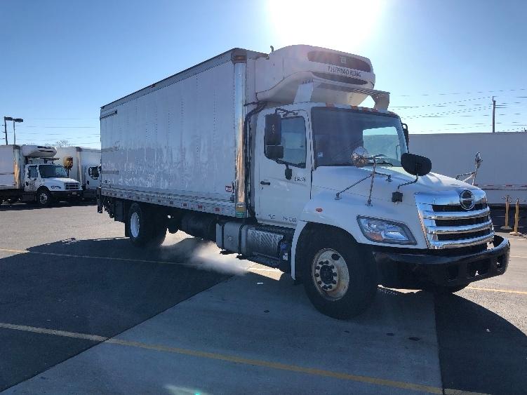 Reefer Truck-Light and Medium Duty Trucks-Hino-2013-338-WEST BABYLON-NY-164,796 miles-$37,000