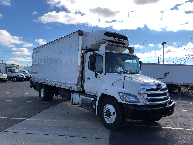 Reefer Truck-Light and Medium Duty Trucks-Hino-2013-338-WEST BABYLON-NY-194,987 miles-$29,750